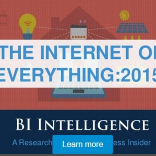 BII The Internet Of Everything 2015
